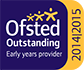 Outstanding by Ofsted